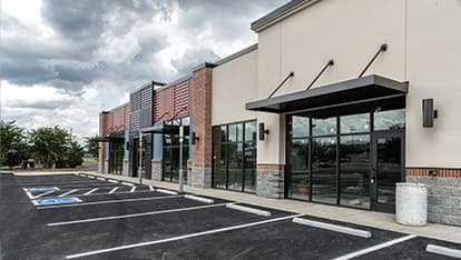 denver colorado commercial roofing - retail store roofing
