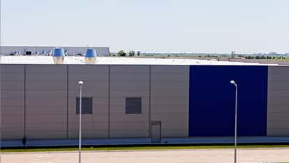 industrial roofing in Denver Colorado