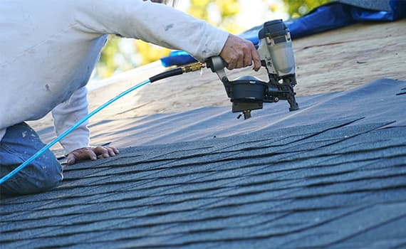 303 Roofer residential roofing installation, re roof and repair